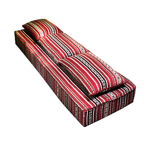 Arabic Mattress with Three pillows