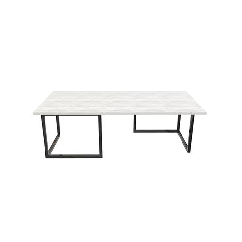 Zelda Black Rectangle Coffee Table