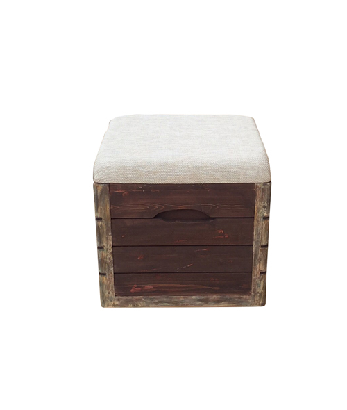Crate Ottoman