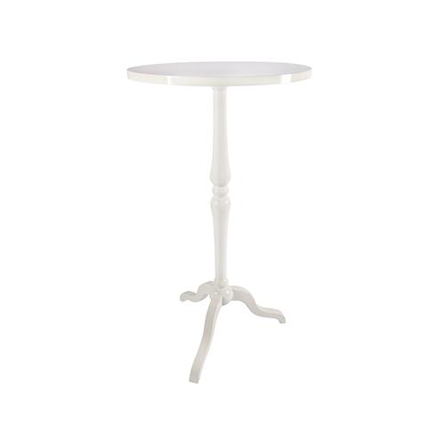 Retro Cocktail Table - White