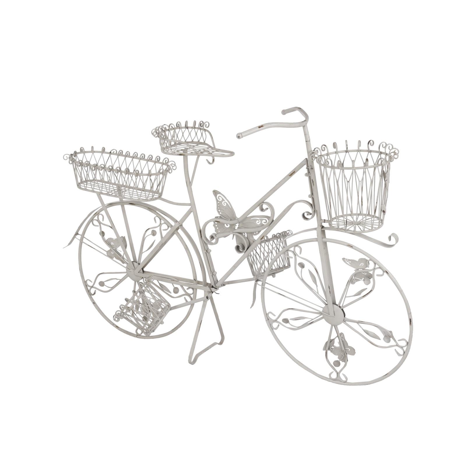 Vintage Bicycle (White)