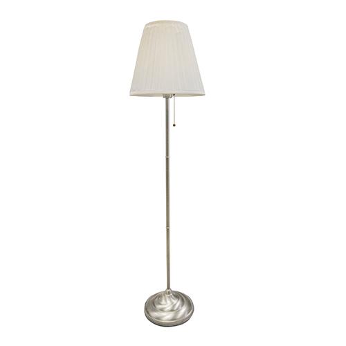 Floor Lamp - Silver