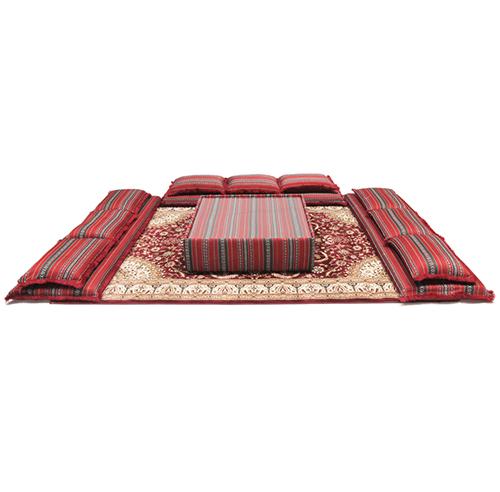 Floor Majlis Setting