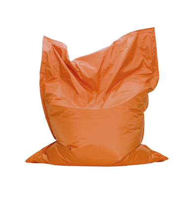 Large bean Bag - Orange