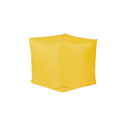 Bean Bag Cube - Yellow