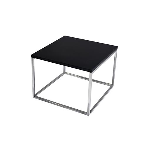 Maxim Square Coffee Table - Black