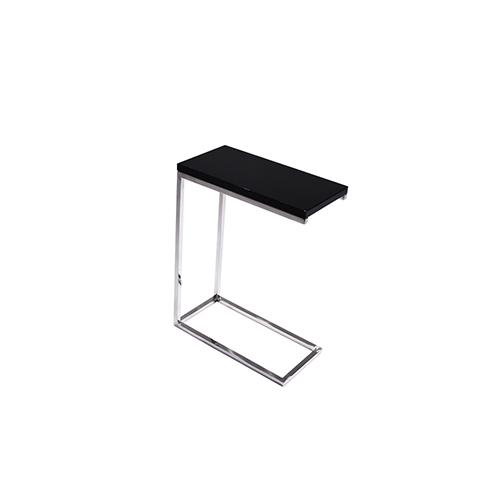 Maxim End Table - Black Top