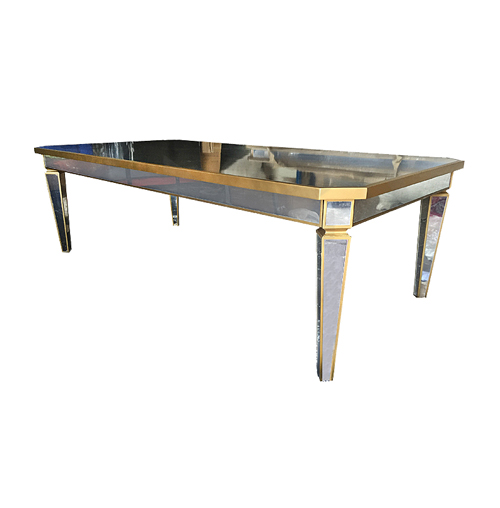 Mirror Dining Table