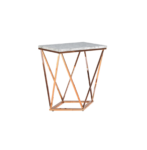 Solaris Rectangular End Table
