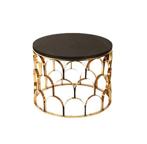Sparkle Coffee Table (Black Top)