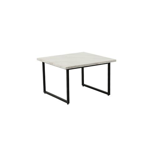 Zelda Black Square Coffee Table