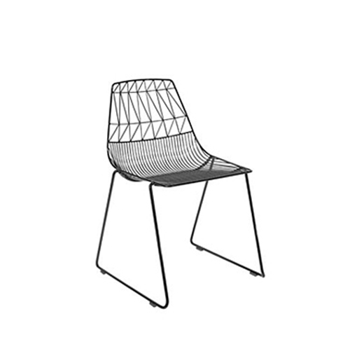 Arrow Chair (Black)