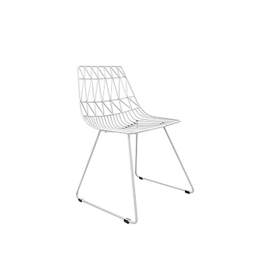Arrow Chair (White)