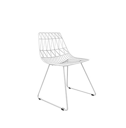 Arrow Chair (White)