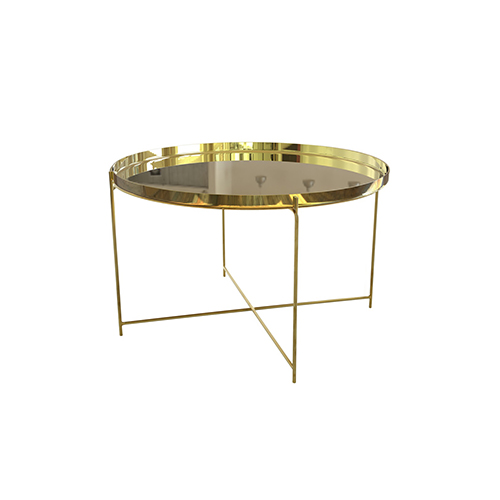 Belle Round Coffee Table