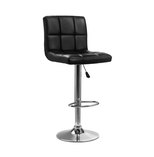 Blush Bar Stool - Black
