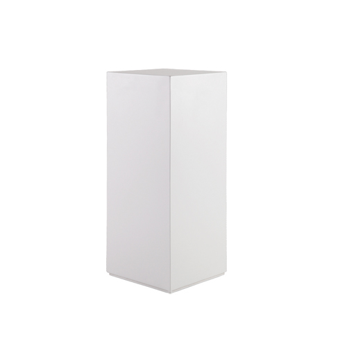 White Pedestals - 110cm (H)