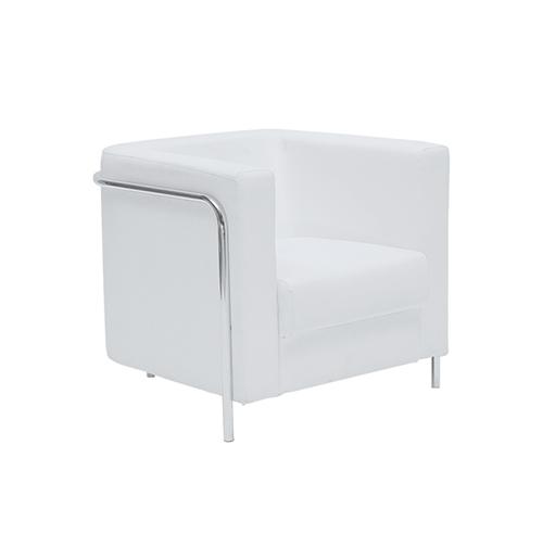 Corbusier Single Seater Sofa