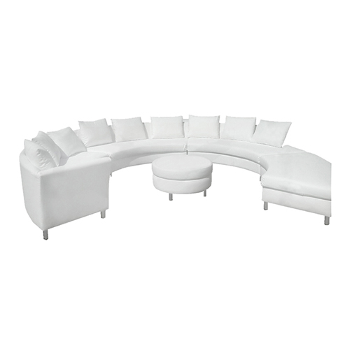 Infinity Curve Sofa Set
