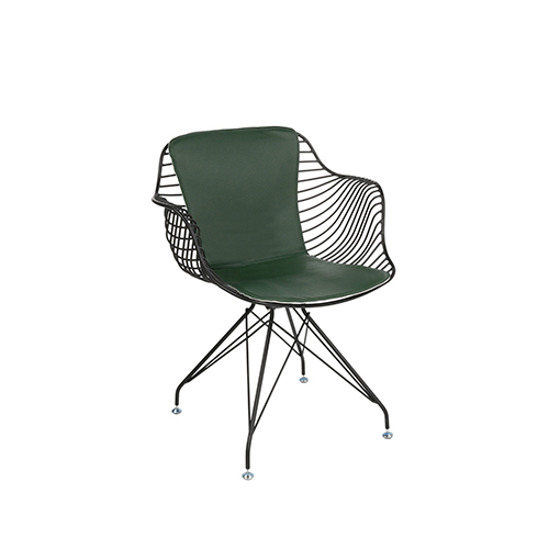Madison Lounge Chair - Green