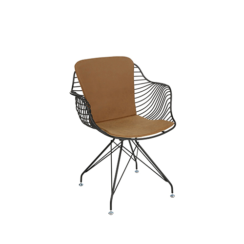 Madison Lounge Chair - Brown
