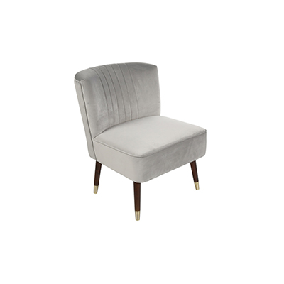 Morika Chair - Grey