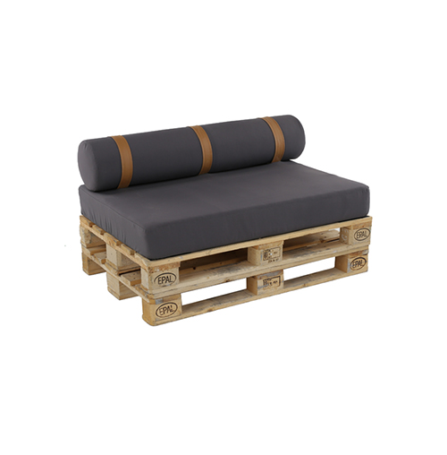 Pallet Sofa - Black