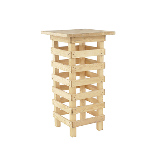 Crate Cocktail Table