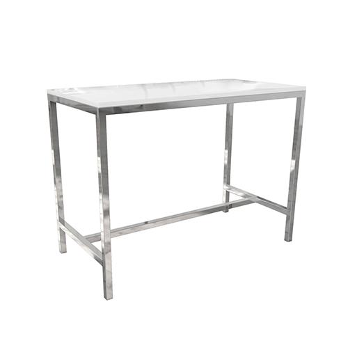 Konig Cocktail Table (White)