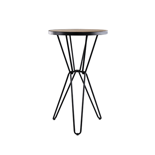Miyagi Cocktail Table (Black)