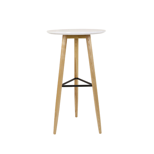 Scandinavian Cocktail Table - Round