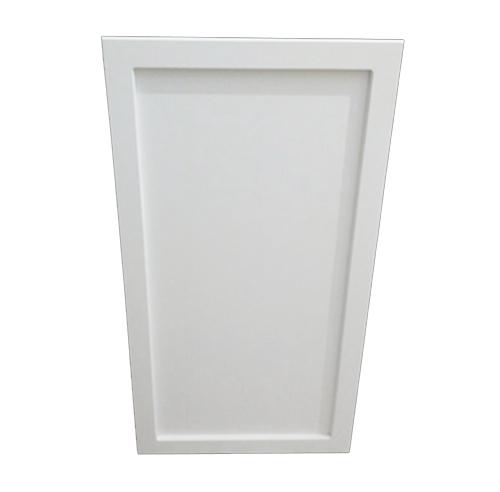 Wooden Podium - White