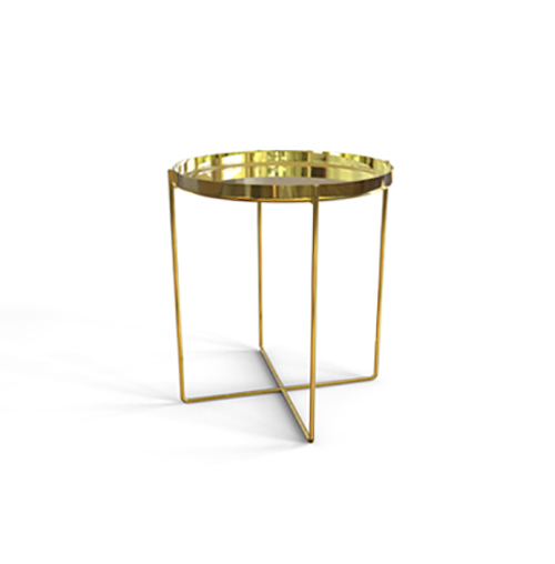 Belle Round Side Table