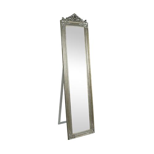 Vintage Mirror - Silver
