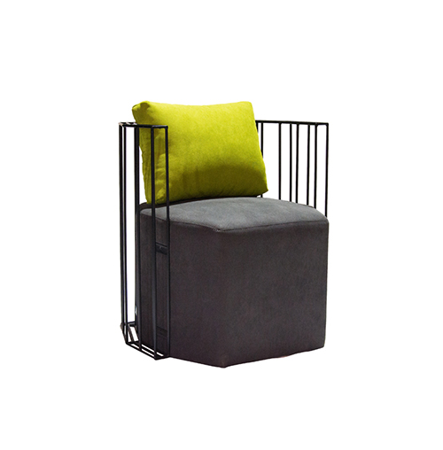 Wire Single Seater Sofa